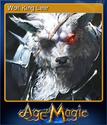 Age of Magic CCG Card 1