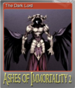 Ashes of Immortality II Foil 5