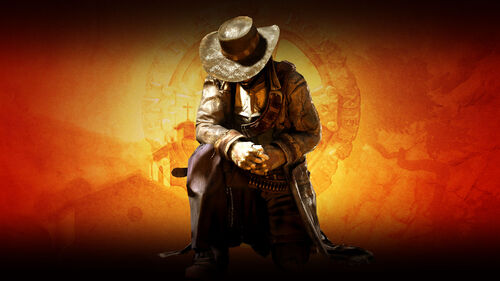 Call of Juarez Artwork 5
