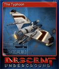 Descent Underground Card 2