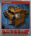 Descent Underground Foil 5