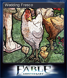 Fable Anniversary Card 5