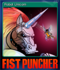 Fist Puncher Card 7