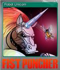 Fist Puncher Foil 7