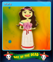 Forgotten Tales Day of the Dead Card 12