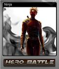 Hero Battle Foil 4