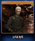 Mars War Logs Card 5