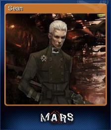 Mars War Logs Card 5