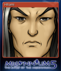Millennium 5 - The Battle of the Millennium Card 3