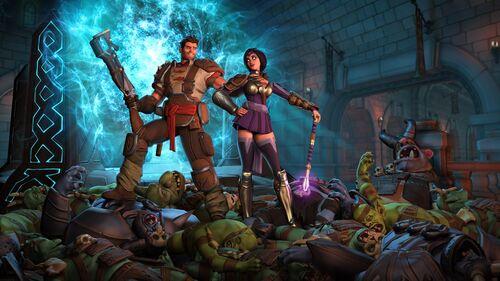 Orcs Must Die! 2 Artwork 7