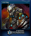 Prime World Defenders Card 04