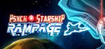 Psycho Starship Rampage Logo