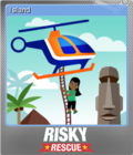 Risky Rescue Foil 1