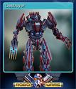 Robowars Card 2