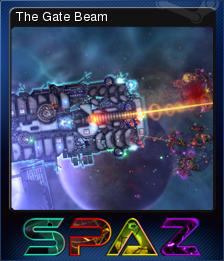 SPAZ The Gate Beam