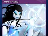 Skulls of the Shogun - Yuki's Rage