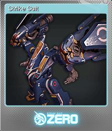 Strike Suit Zero Directors Cut Foil 1