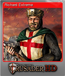 Stronghold Crusader HD Foil 6