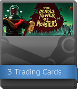 The Deadly Tower of Monsters Booster Pack