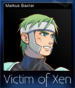 Victim of Xen Card 1