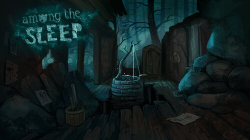 Among the Sleep Artwork 5