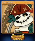Assassins vs Pirates Card 1