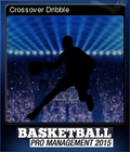 Basketball Pro Management 2015 Card 7