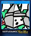 BattleBlock Theater Card 4