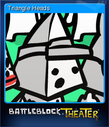 BattleBlock Theater Card 4