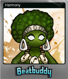 Beatbuddy Tale of the Guardians Foil 6
