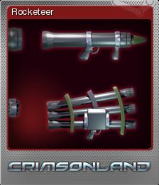 Crimsonland Foil 1