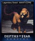 Depths of Fear Knossos Card 4