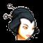 Double Dragon Neon Emoticon geisha