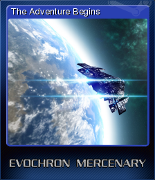 Evochron Mercenary Card 1