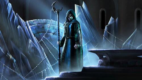 Fallen Enchantress Legendary Heroes Artwork 9
