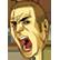 Gemini Wars Emoticon enraged