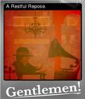 Gentlemen Foil 2