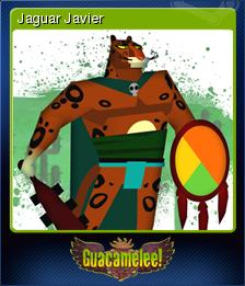 Guacamelee Card 4
