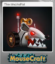 MouseCraft Foil 1