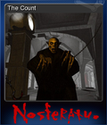 Nosferatu The Wrath of Malachi Card 3