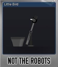 Not The Robots Foil 5