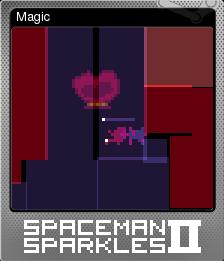 Spaceman Sparkles 2 Foil 2