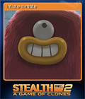 Stealth Inc 2 A Game of Clones Card 3