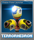 Terrorhedron Foil 3