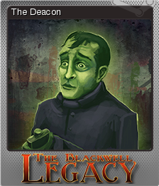 The Blackwell Legacy Foil 1