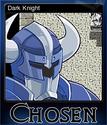 The Chosen RPG Card 5