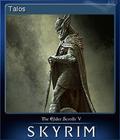 The Elder Scrolls V Skyrim Card 5