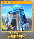 The Treasures of Montezuma 5 Foil 6