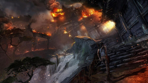 Tomb Raider Artwork 4