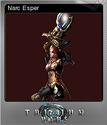 Trinium Wars Foil 02